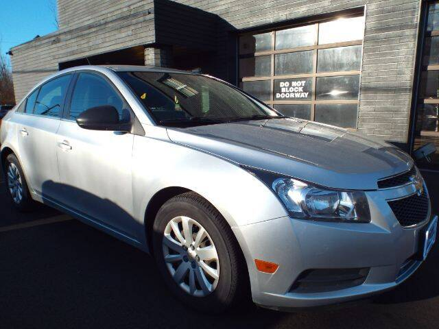 2011 Chevrolet Cruze for sale at Carena Motors in Twinsburg OH