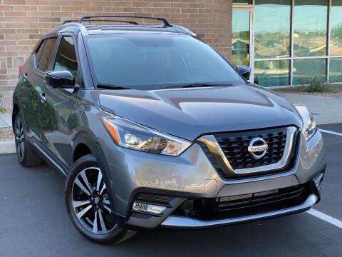 2019 Nissan Kicks for sale at AKOI Motors in Tempe AZ