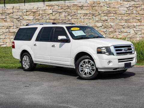 2012 Ford Expedition EL for sale at Car Hunters LLC in Mount Juliet TN
