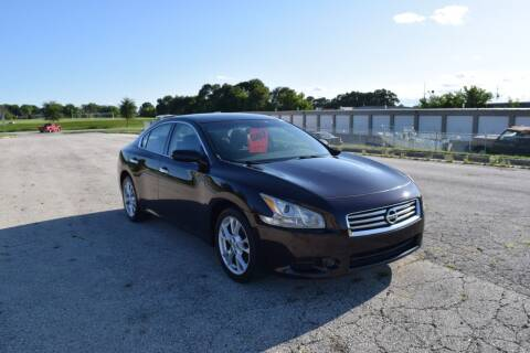 2012 Nissan Maxima for sale at NEW 2 YOU AUTO SALES LLC in Waukesha WI