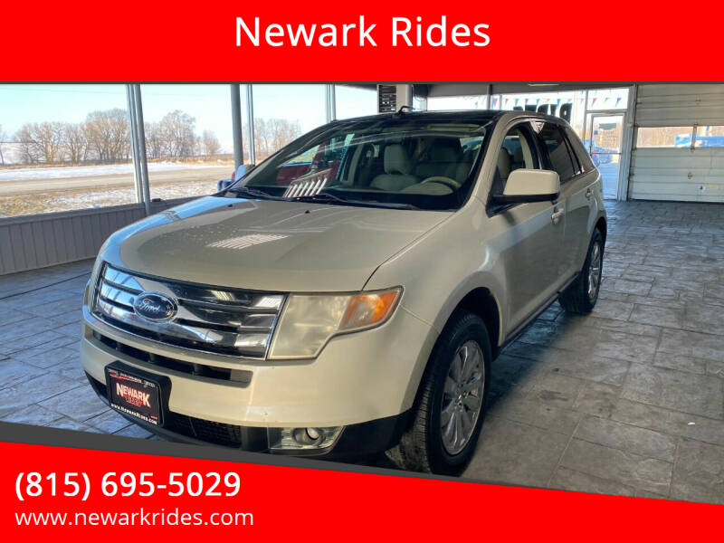 2007 Ford Edge for sale at Newark Rides in Newark IL