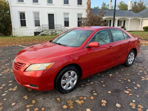 2007 Toyota Camry for sale at Abe's Auto LLC in Lexington KY