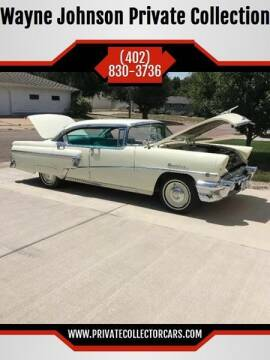 1956 Mercury Montclair for sale at Wayne Johnson Private Collection in Shenandoah IA