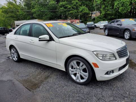 2010 Mercedes-Benz C-Class for sale at Import Plus Auto Sales in Norcross GA