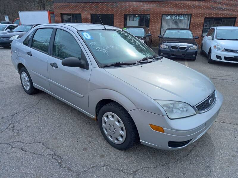 2006 Ford Focus for sale at Official Auto Sales in Plaistow NH