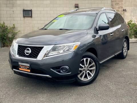 2014 Nissan Pathfinder for sale at Somerville Motors in Somerville MA