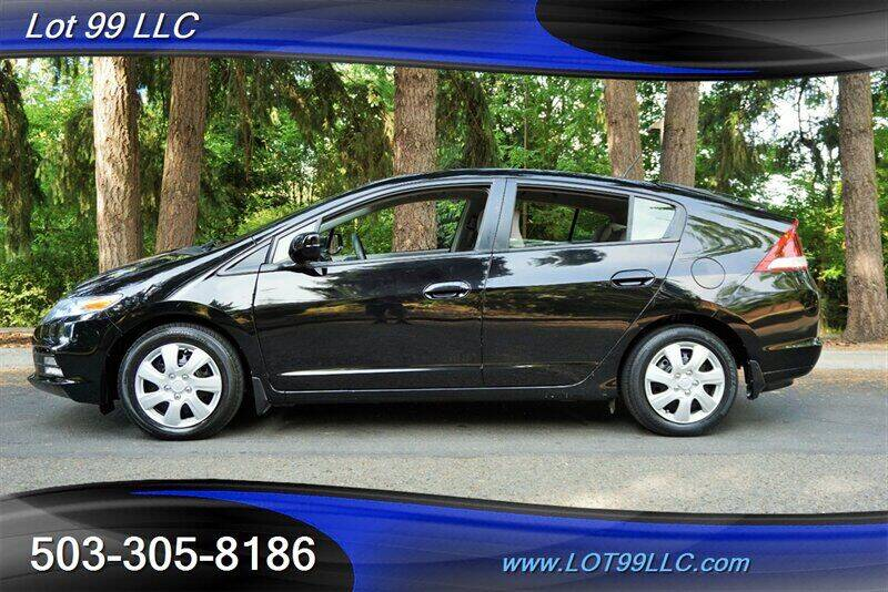 2014 Honda Insight for sale at LOT 99 LLC in Milwaukie OR