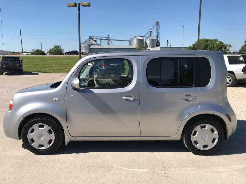 2010 Nissan cube for sale at Lanny's Auto in Winterset IA