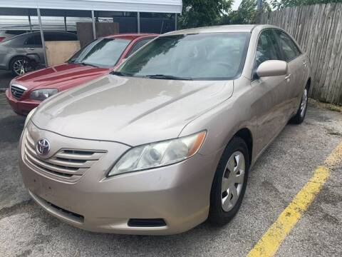 2007 Toyota Camry for sale at The Kar Store in Arlington TX