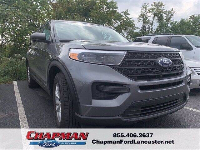 2021 Ford Explorer for sale at CHAPMAN FORD LANCASTER in East Petersburg PA
