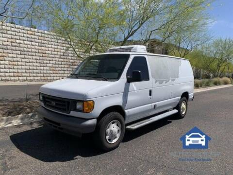 2007 Ford E-Series Cargo for sale at Autos by Jeff Tempe in Tempe AZ
