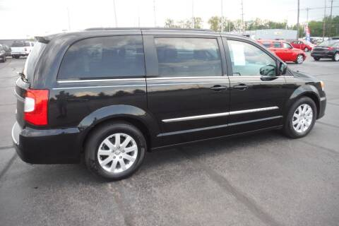 2013 Chrysler Town and Country for sale at Bryan Auto Depot in Bryan OH