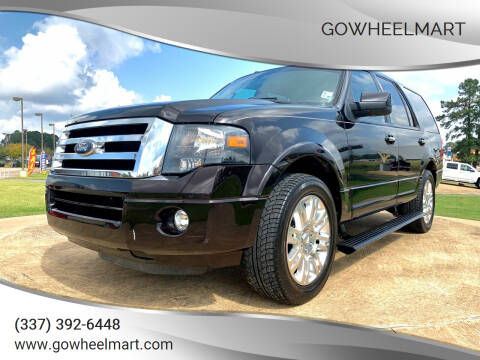 2013 Ford Expedition for sale at GoWheelMart in Leesville LA