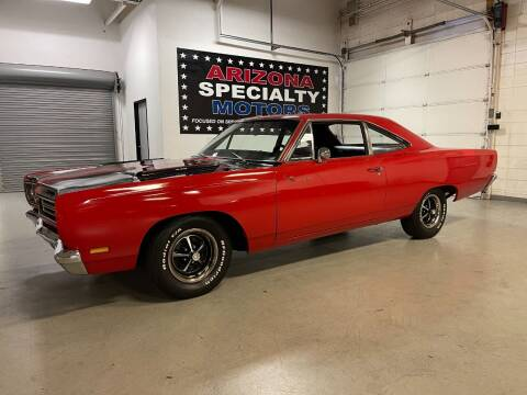 1969 Plymouth Roadrunner for sale at Arizona Specialty Motors in Tempe AZ