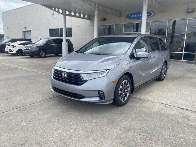 2022 Honda Odyssey for sale at J P Thibodeaux Used Cars in New Iberia LA