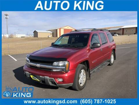 2003 Chevrolet TrailBlazer for sale at Auto King in Rapid City SD