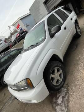 2006 Chevrolet TrailBlazer for sale at Keyser Autoland llc in Scranton PA