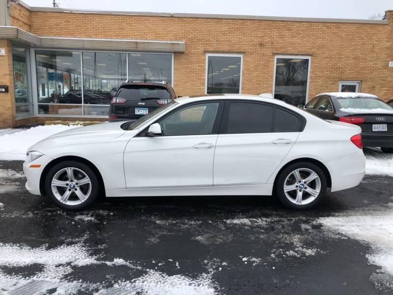 2015 BMW 3 Series for sale at Auto Sport INC in Grand Rapids MI