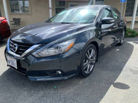 2018 Nissan Altima for sale at North Coast Auto Group in Fallbrook CA