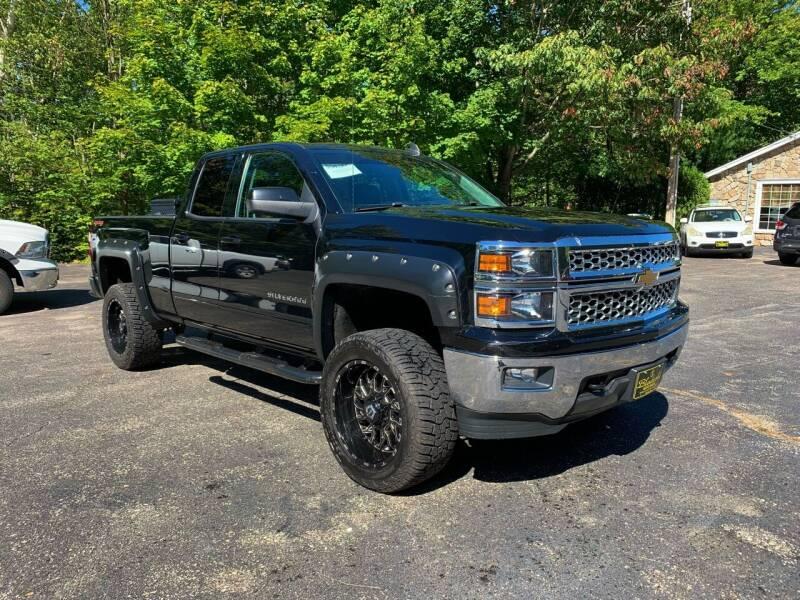 2015 Chevrolet Silverado 1500 for sale at Bladecki Auto LLC in Belmont NH