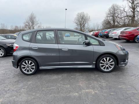 2013 Honda Fit for sale at Westview Motors in Hillsboro OH