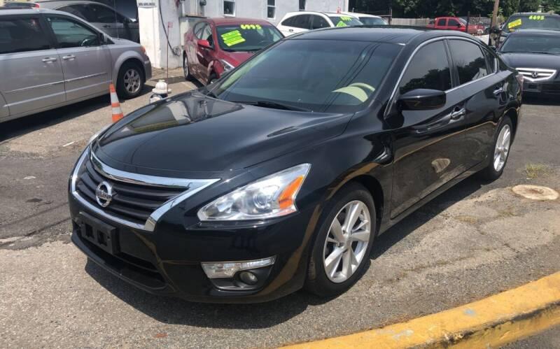 2015 Nissan Altima for sale at Washington Auto Repair in Washington NJ