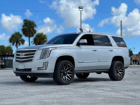 2016 Cadillac Escalade for sale at Auto Direct of South Broward in Miramar FL