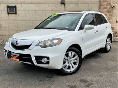 2012 Acura RDX for sale at Somerville Motors in Somerville MA
