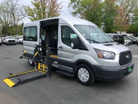 2017 Ford Transit Passenger for sale at iCar Auto Sales in Howell NJ