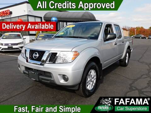 2019 Nissan Frontier for sale at FAFAMA AUTO SALES Inc in Milford MA
