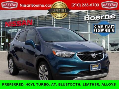 2020 Buick Encore for sale at Nissan of Boerne in Boerne TX