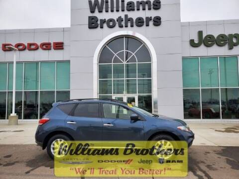 2014 Nissan Murano for sale at Williams Brothers - Pre-Owned Monroe in Monroe MI