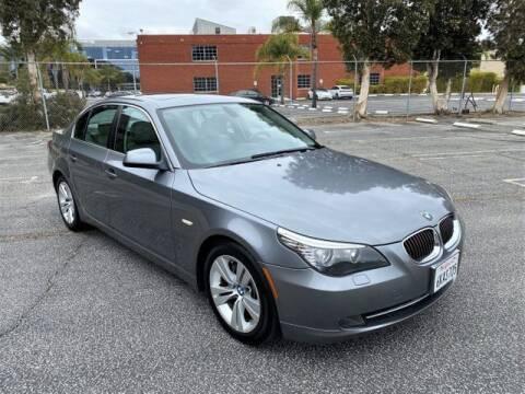 2010 BMW 5 Series for sale at Venice Motors in Santa Monica CA