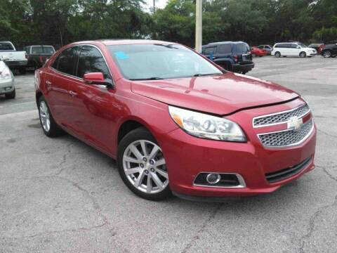 2013 Chevrolet Malibu for sale at Gulf South Automotive in Pensacola FL