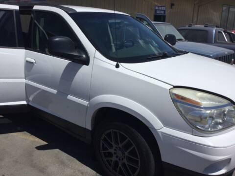 2006 Buick Rendezvous for sale at Small Car Motors in Carson City NV