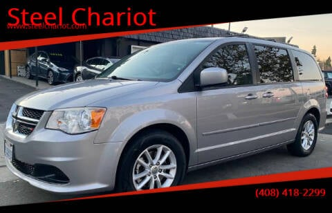 2014 Dodge Grand Caravan for sale at Steel Chariot in San Jose CA