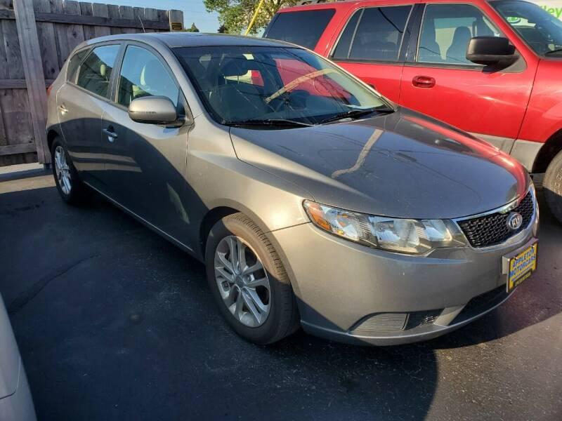 2012 Kia Forte5 for sale at Appleton Motorcars Sales & Service in Appleton WI