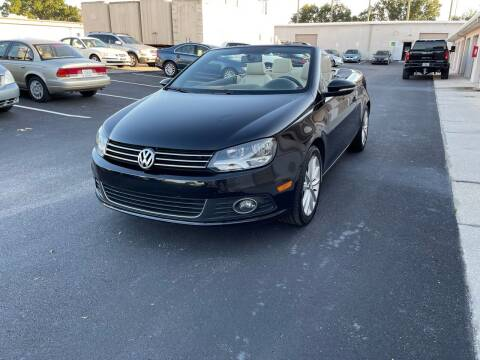 2012 Volkswagen Eos for sale at Ultimate Autos of Tampa Bay LLC in Largo FL