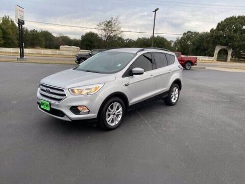 2018 Ford Escape for sale at DOW AUTOPLEX in Mineola TX