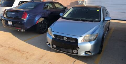 2007 Scion tC for sale at Cargo Vans of Chicago LLC in Mokena IL