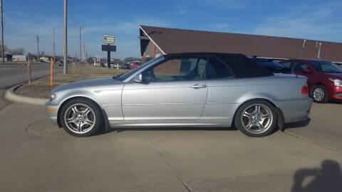 2004 BMW 3 Series for sale at S & S Sports and Imports in Newton KS