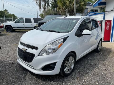 2014 Chevrolet Spark for sale at Ideal Motors in Oak Hill FL