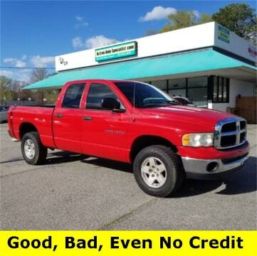 2005 Dodge Ram Pickup 1500 for sale at Action Auto Specialist in Norfolk VA