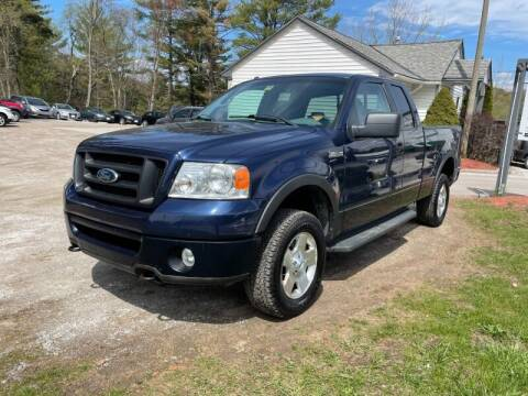 2007 Ford F-150 for sale at Williston Economy Motors in Williston VT