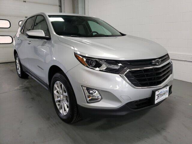 2020 Chevrolet Equinox for sale at Integrity Motors, Inc. in Fond Du Lac WI