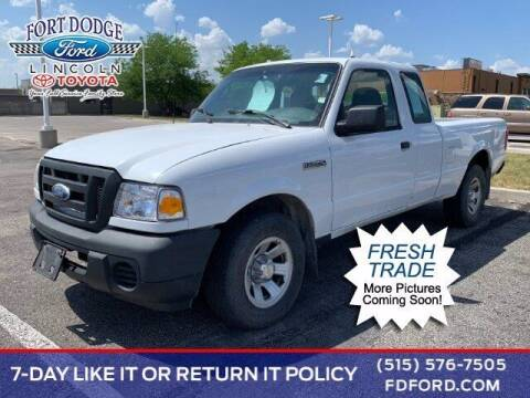 2009 Ford Ranger for sale at Fort Dodge Ford Lincoln Toyota in Fort Dodge IA