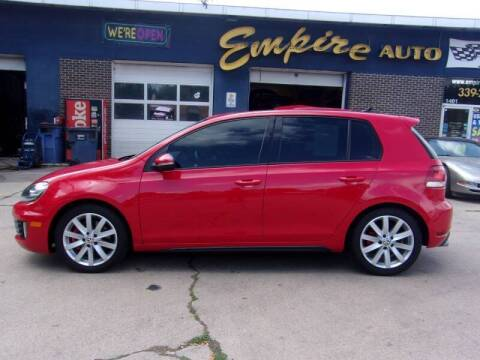 2011 Volkswagen GTI for sale at Empire Auto Sales in Sioux Falls SD