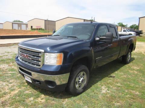 2012 GMC Sierra 2500HD for sale at Geaux Texas Auto & Truck Sales in Tyler TX
