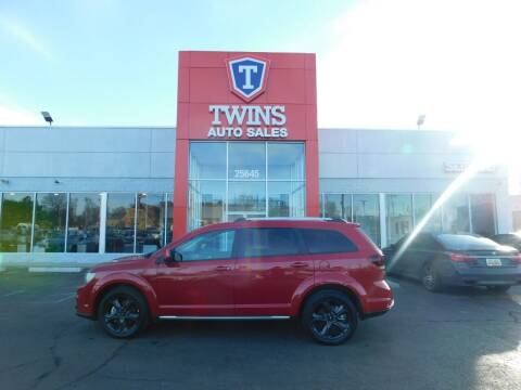 2020 Dodge Journey for sale at Twins Auto Sales Inc Redford 1 in Redford MI