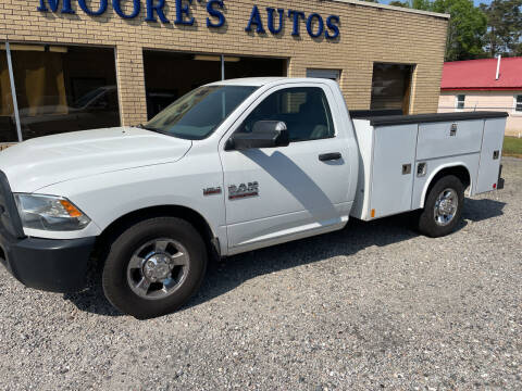 2013 RAM Ram Pickup 2500 for sale at MOORE'S AUTOS LLC in Florence SC